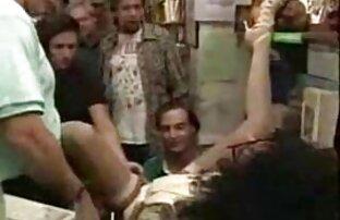 الرجل اشتعلت صديقته من مقاطع جنسيه من افلام اجنبيه تجريب ووضع مؤخرة كبيرة, لها أمام المرآة