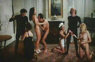 المجرية فتاة تحصل مارس الجنس من قبل ثلاثة في نفس افلام اجنبي جنسية الوقت في كل من الثقوب