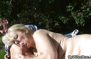 فتاة مثير فيديوهات جنسية اجنبية مع كبير الثدي ارضاء حبيبها